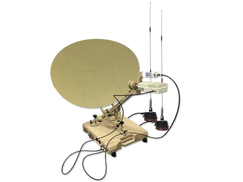 轻型卫星MESH一体机